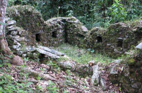 Руины Вилькабамбы сегодня, Перу