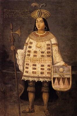Тупак Амару, последний инка Вилькабамбы
