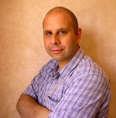Tahir Shah, ein britischer Autor, journalist und Dokumentarfilmer
