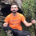 Yaroslav Vasyunin, Paititi researcher, during expedition 2019