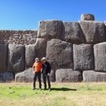 Paititi Research team at the Saqsaywaman Citadel near Cusco